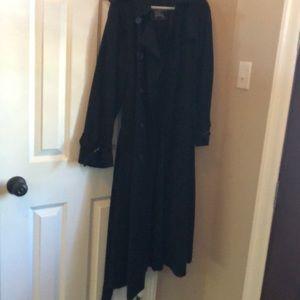 Burberry Jackets & Coats - Burberry Black Trenchcoat